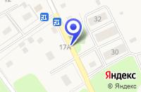 Схема проезда до компании ДОК МАДОК в Малой Вишере