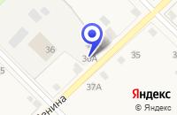 Схема проезда до компании ПТФ АВАНГАРД в Малой Вишере