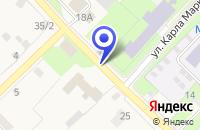 Схема проезда до компании ГАЗОРАСПРЕДЕЛИТЕЛЬНАЯ СТАНЦИЯ ЛЕНАВТОГАЗ в Малой Вишере