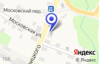 Схема проезда до компании ХУДОЖЕСТВЕННЫЙ САЛОН в Демянске