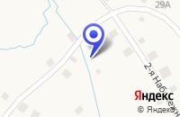 Схема проезда до компании ОТДЕЛЕНИЕ ПОЧТОВОВЙ СВЯЗИ КНЕВИЦЫ в Демянске
