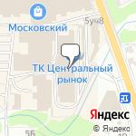 Магазин салютов Клинцы- расположение пункта самовывоза