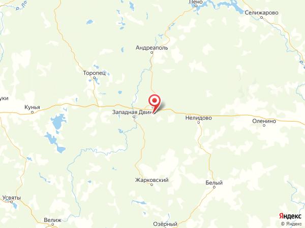 деревня Лазарево на карте