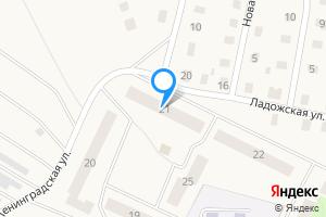 Снять однокомнатную квартиру в Новой Ладоге мкр В  д 21