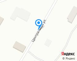 Схема местоположения почтового отделения 243129