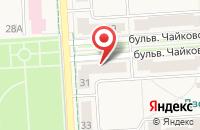 Схема проезда до компании Визит в Волхове