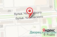 Схема проезда до компании Сказка в Волхове