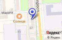 Схема проезда до компании ПАРИКМАХЕРСКАЯ ПРЕСТИЖ в Кировске