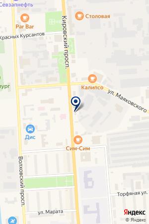 ЗАЩИТА на карте Волхова