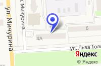 Схема проезда до компании ПРОДОВОЛЬСТВЕННЫЙ МАГАЗИН МУРАВЬЕВ А.Б. в Волхове