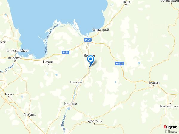 деревня Гостинополье на карте