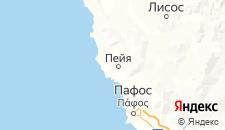 Отели города Пейя на карте
