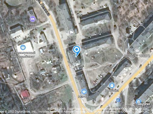 Сдаем посуточно квартиру, 36 м², Суоярви, улица Ленина, 25