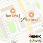 Магазин салютов Кандалакша- расположение пункта самовывоза