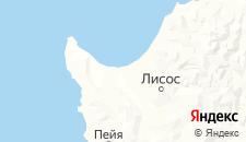 Отели города Полис на карте