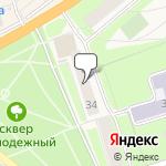 Магазин салютов Сясьстрой- расположение пункта самовывоза