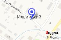 Схема проезда до компании ИЛЬИНСКАЯ БОЛЬНИЦА в Олонеце