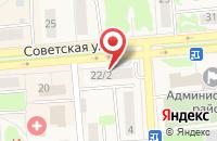 Схема проезда до компании Издательско-Информационный Центр «Сигма Плюс» в Ярцево