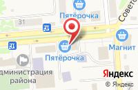 Схема проезда до компании Редакция Газеты «Вести Привопья» в Ярцево