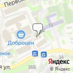 Магазин салютов Черноморское- расположение пункта самовывоза