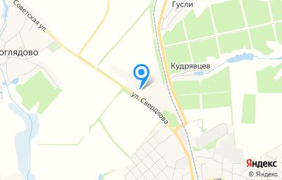Местоположение на карте пункта техосмотра по адресу Брянская обл, г Стародуб, ул Свердлова, д 92 к б
