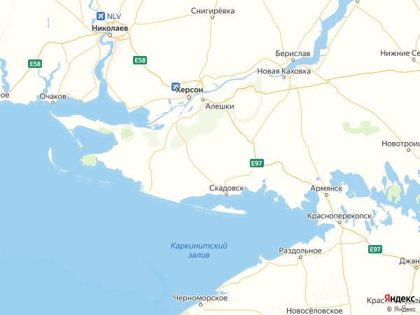 село Карабулат на карте
