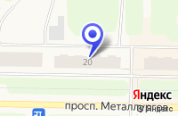Схема проезда до компании ПРОДОВОЛЬСТВЕННЫЙ МАГАЗИН ИСМО в Мончегорске