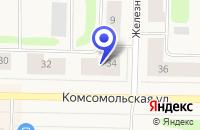 Схема проезда до компании МАГАЗИН ОДЕЖДЫ ЭДЕМ в Мончегорске