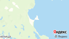 Отели города Инжунаволок на карте