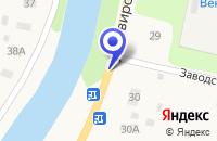 Схема проезда до компании МЕБЕЛЬНЫЙ САЛОН ТЕМП в Олонеце