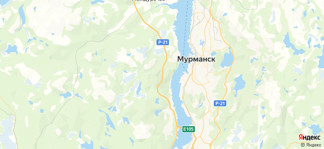 111 автобус в Оленегорск