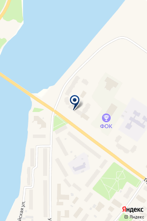 АНТЕННЫЙ УЧАСТОК ОРГТЕХ-ТВ на карте Колы