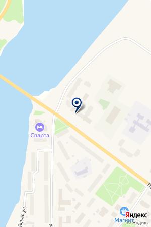 ДИСПЕТЧЕРСКАЯ СЛУЖБА ТАКСИ на карте Колы