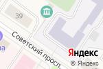 Схема проезда до компании Кольская средняя общеобразовательная школа №2 в Коле