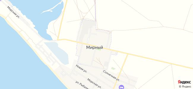 Дома Мирного и Поповки под-ключ - объекты на карте