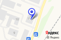 Схема проезда до компании ТФ КОЛ-ОС в Коле