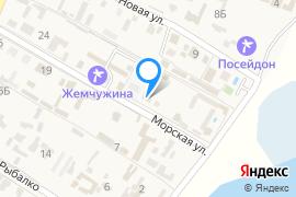 «Жемчужина»—Гостиница в Поповке