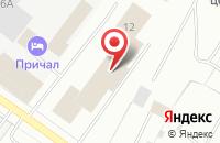 Схема проезда до компании Транспортно-Экспедиторский Комплекс в Мурманске
