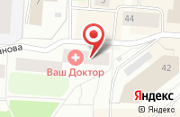 Схема проезда до компании Редакция Журнала  в Мурманске