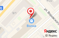 Схема проезда до компании Максим в Мурманске