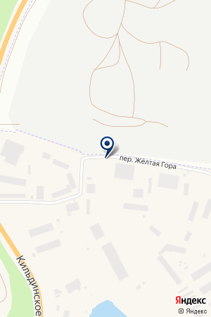 АВТОБАЗА МУРМАНСКИЙ ТРАЛОВЫЙ ФЛОТ на карте Мурманска