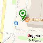 Местоположение компании Дымок