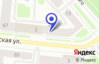 Схема проезда до компании КОМПЬЮТЕРНАЯ ФИРМА АЙ ТИ СЕРВИС в Мурманске