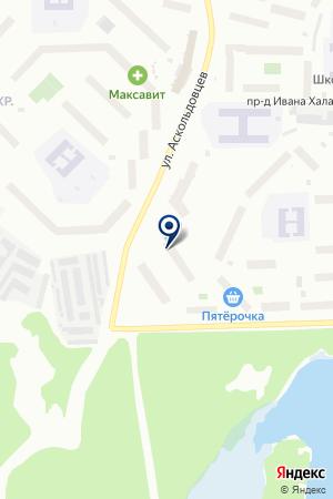 A51TRANSFER на карте Мурманска