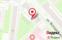 Схема проезда до компании Ваш выбор в Мурманске