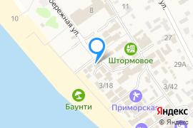 «Штормовое»—Гостиница в Штормовом