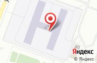 Схема проезда до компании Средняя общеобразовательная школа №20 в Мурманске