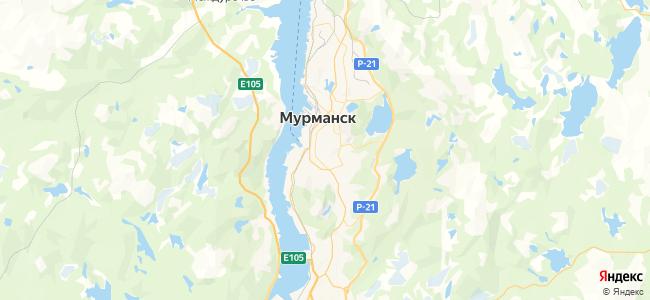 27 автобус в Мончегорск