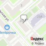 Магазин салютов Мурманск- расположение пункта самовывоза