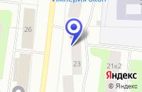 Схема проезда до компании МАГАЗИН КАНЦТОВАРОВ ПАПИРУС в Полярных Зорях
